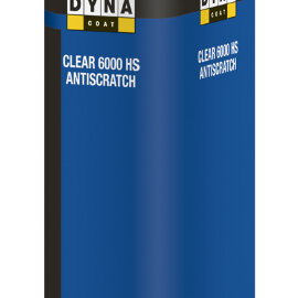 DYNA Лак CLEAR 6000 HS AS PRO 5л + 2,5л отв. Flexi (Комплект) (уп/4шт), арт. 541190