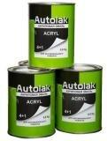 AUTOLAK АК Белый 040 0,8л + отв. 0,2л (комплект) (уп/12шт.)