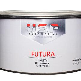 USP VIP Шпатлёвка FUTURA универсальная легкая 1л (уп./6шт)